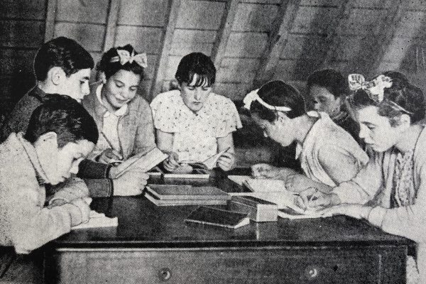 Image: Classroom in Pampisford