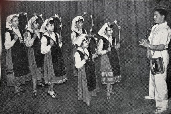 Image: Basque dance